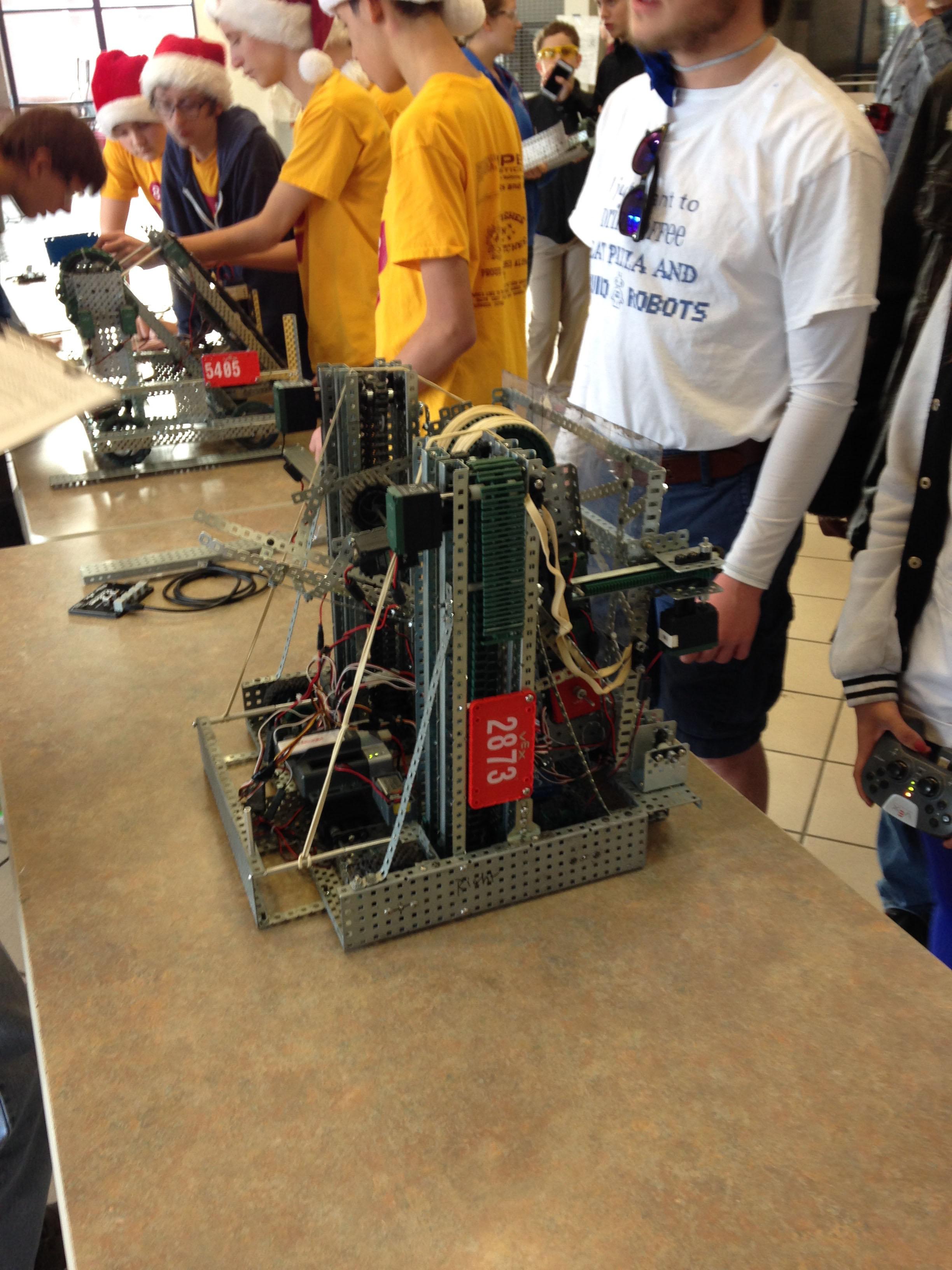 TempeRobotics.org - VEX - Tempe High School Robotics Club ...