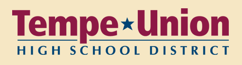 Tempe Union High School District Logo